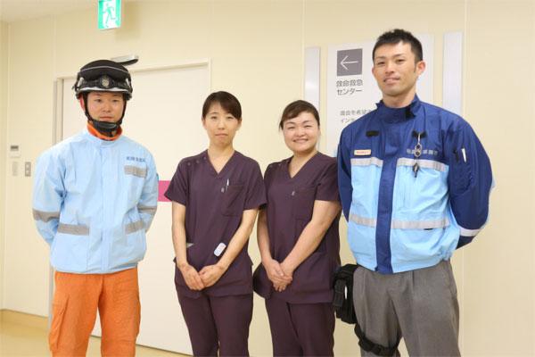 救命救急センター   福岡東医療センター - 国立病院機構